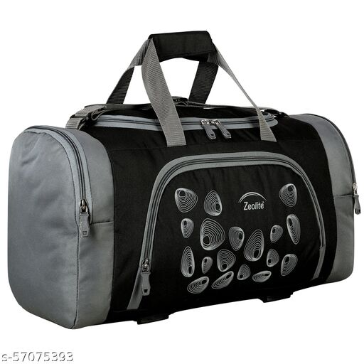 Zeolite Stylish & Spacious Weekender Duffle Bag for Travel
