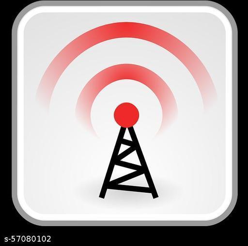 QTH WIFI CAUTION STICKER 60CM X 60CM QTH-W3-0290