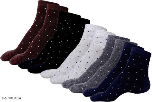 Shlokut Professional Ankle Length socks pack of 5