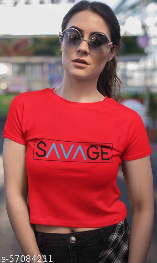 Savage Women Tshirt
