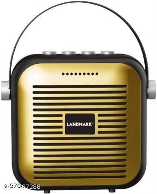 Landmark LM-1042 Rock Wireless Speaker