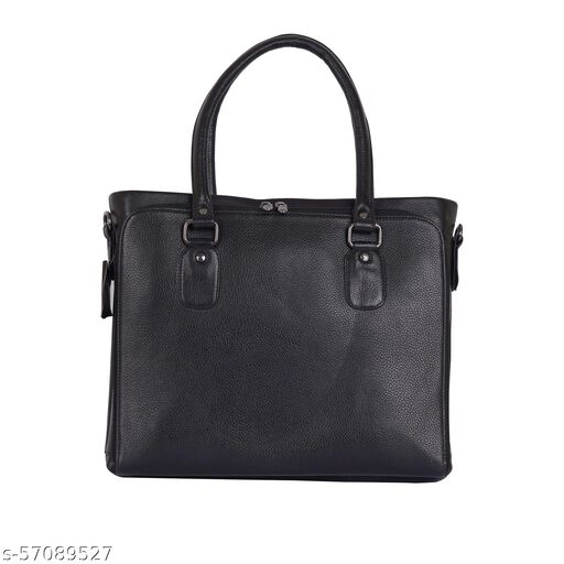 Qcraft Leather Messenger Bag For Women