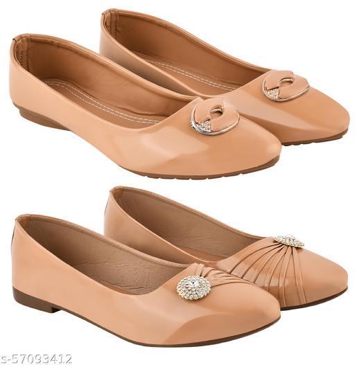 Bigg Cosy Comfort Bellies Shoes For women's