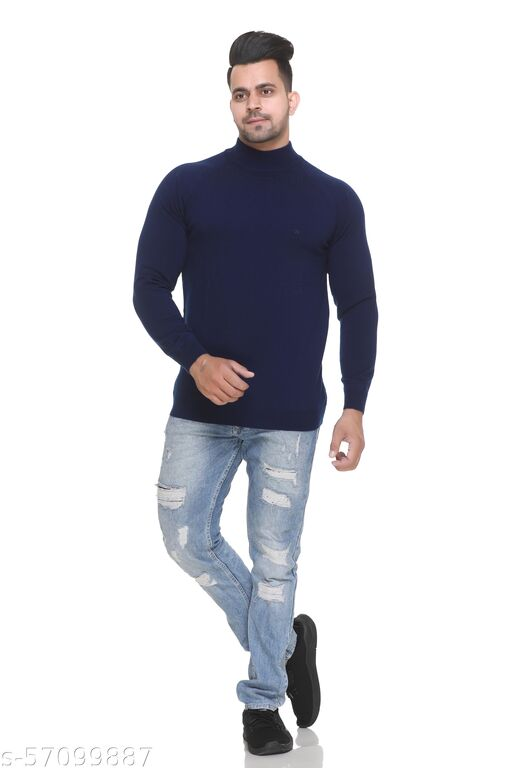 MENS T NECK  Sweaters
