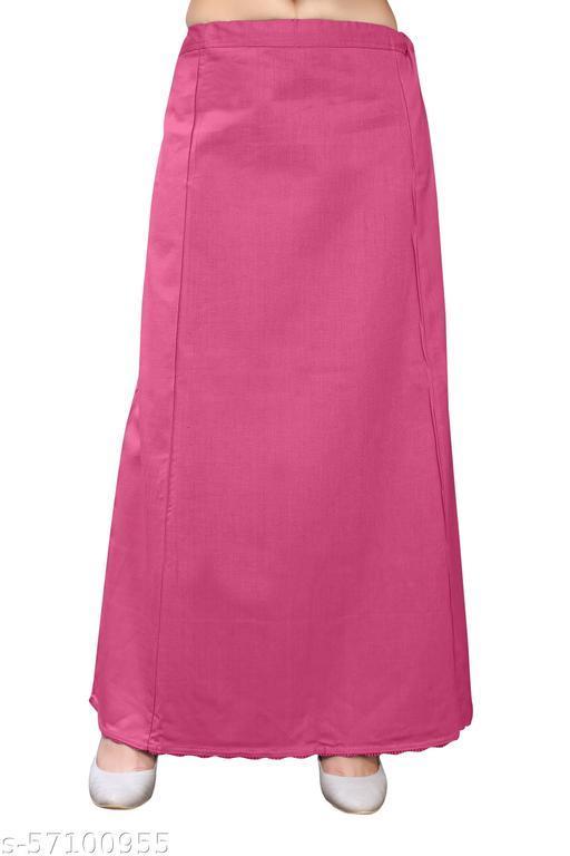 Prettify Women's Stylish Cotton Petticoats Pack of 1