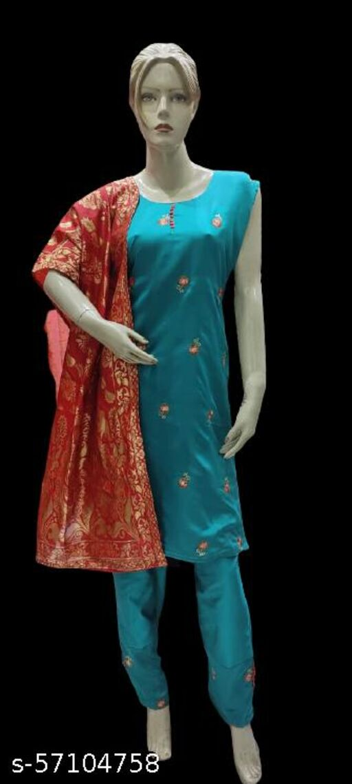 Blue kurta and pant