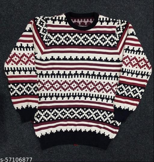 Cotton zekat sweater