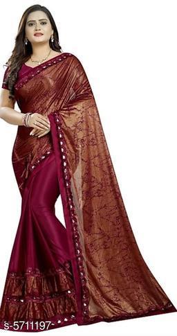 Stylish Fancy Women' Saree