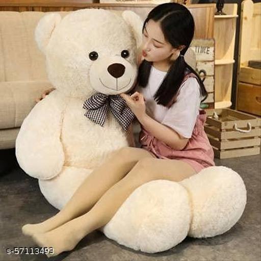 3 feet cream teddy bear