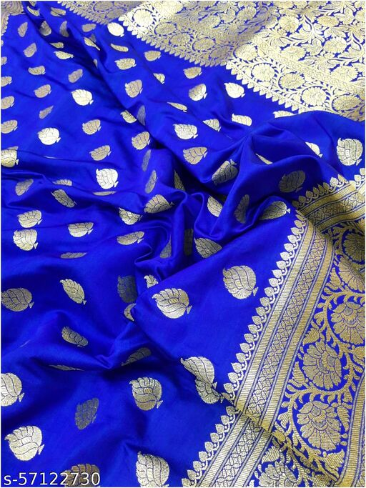 Banarasi Wedding Silk Saree