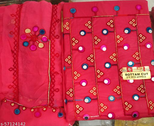Un-Stitched suits pieces