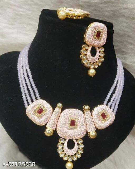 Stunning beautifully Handcrafted Necklace