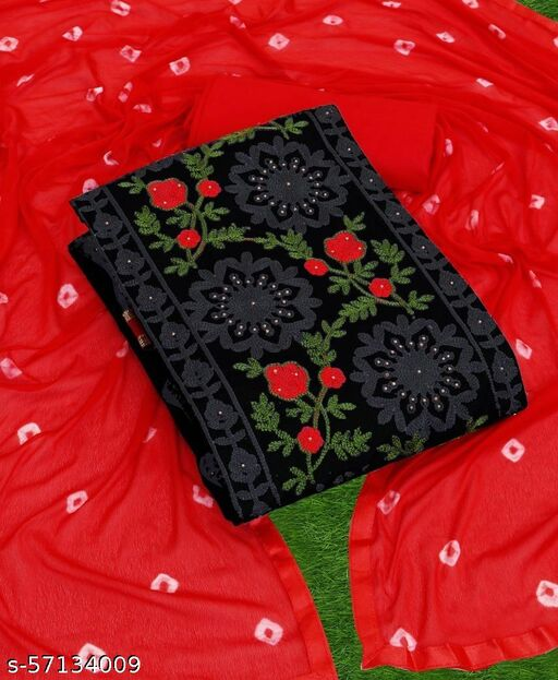 Maruti Enterprise Fabulous Salwar Suits & Dress Materials