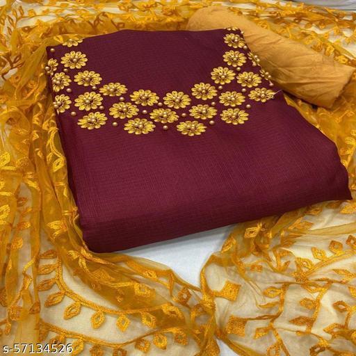 Jivika Sensational Salwar Suits & Dress Materials