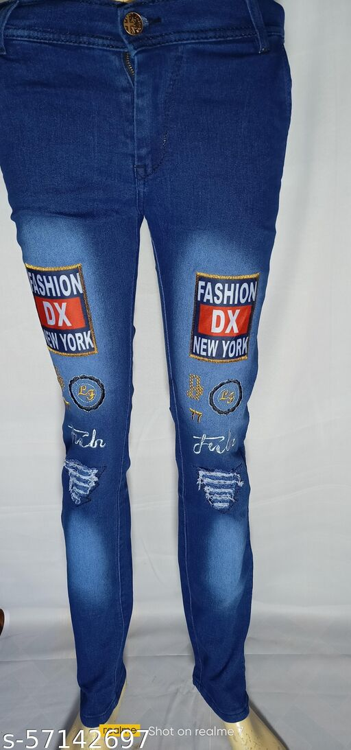 Casual Damage Jeans