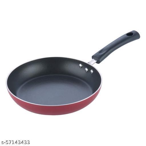 inod Zest Non-Stick Fry Pan -24 cm (Induction Friendly )