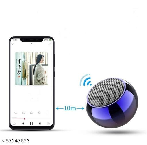 Mini Bluetooth Speaker Portable 4D Stero Sound