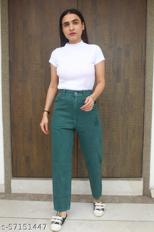 MOM FITT FANCKEY Jeans
