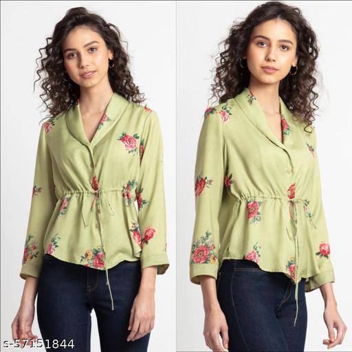 Women's Formal Partywear Tops & Shirts