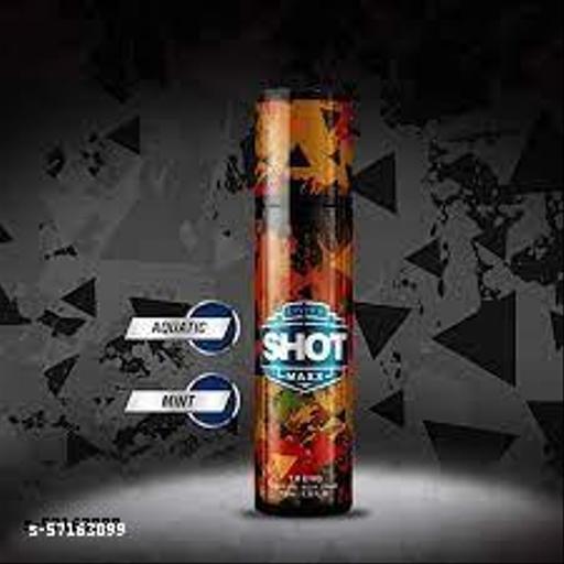 LAYER SHOT MAXX PERFUME BODY SPRAY TREND 125ML PACK 1