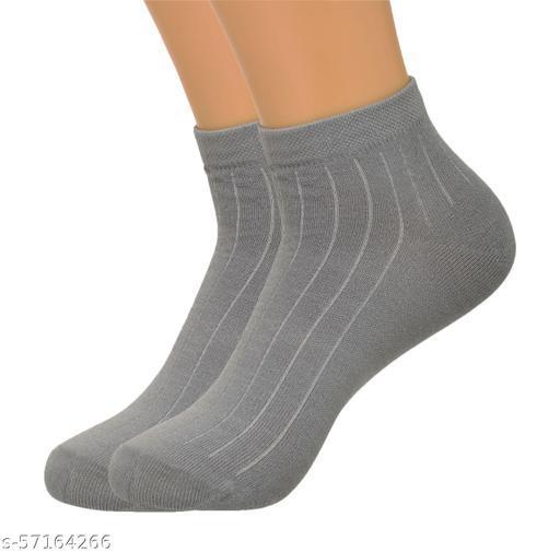 FF Trendy cotton Unisex Socks Pack of 2