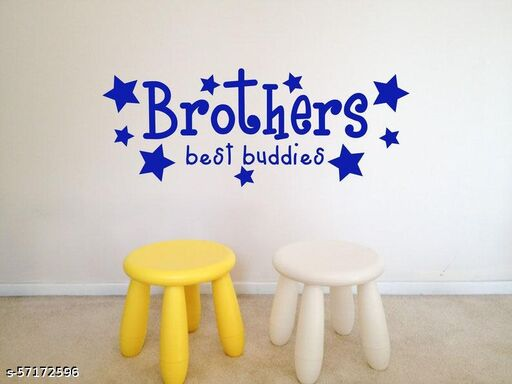 BROTHER  STICKER  TO GIFT YOUR BROTHERS