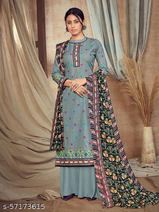 Trendy Salwar Suit & Dress material with Fancy Mirror Work