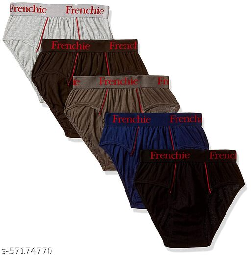 VIP FRENCHIE PRO OUTER ELASTIC BRIEF PACK OF 5