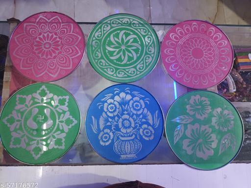 Rangoli colours & stencils