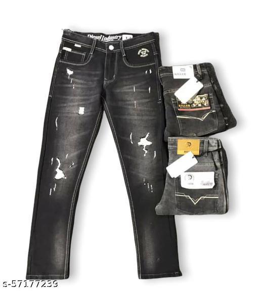 Stylish men jeans