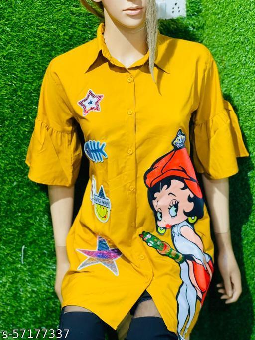 dolll midi Shirt