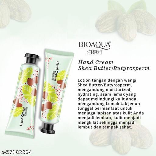 Plant Extract Fragrance Moisturizing Nourishing Hand Cream for Men and Women