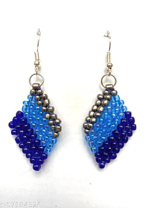 Diamond shaped beautiful Earings