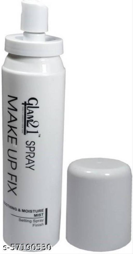 makeup fixer setting spray