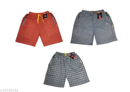 Skult Shorts Combo (3-Pack)