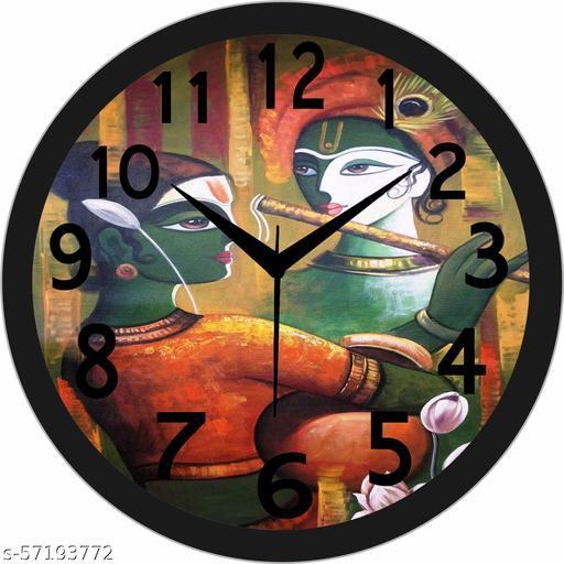 wall clock radha krishan  wall clocks