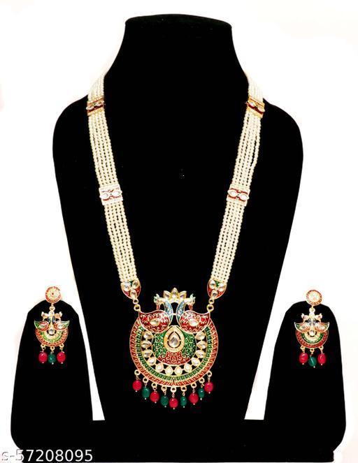 Mayur Rani Haar Jewellery Set