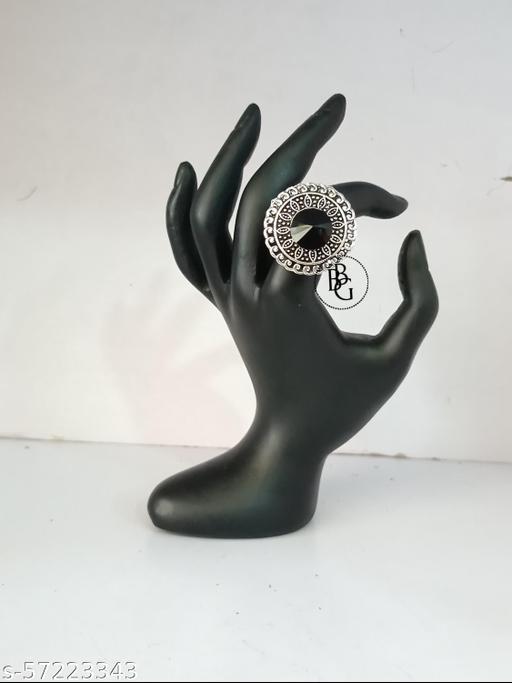 Silver Antik Ring