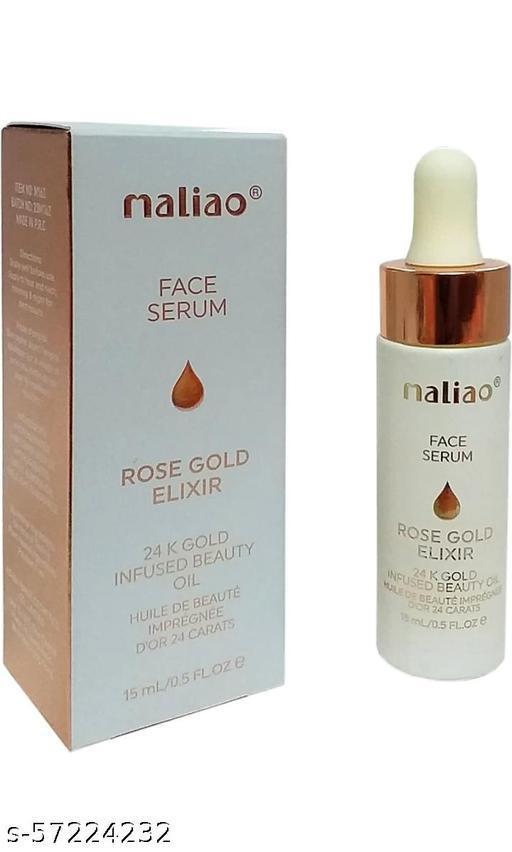 Maliao Face serum 24K Gold