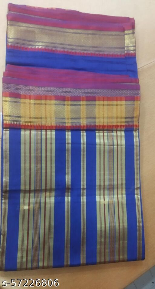 Nauvari very attractive saree