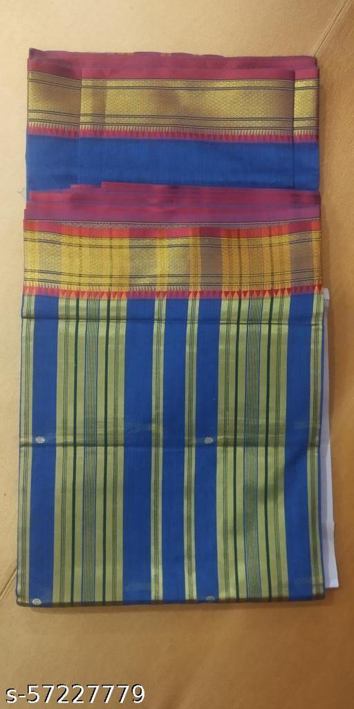 Nauvari traditional saree
