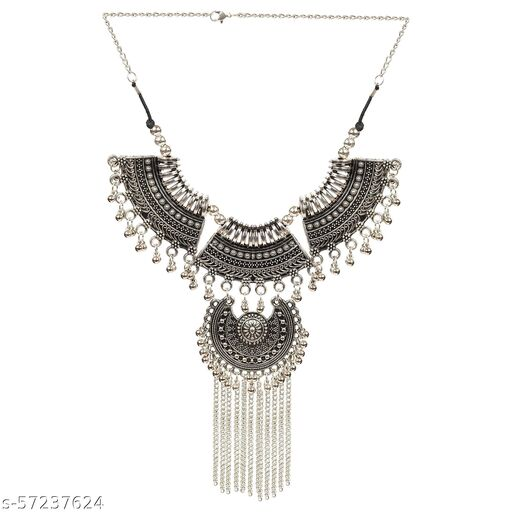 Muccasacra Hot Selling New Arrival Beads Sterling Silver Necklace
