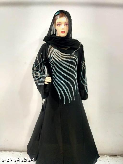 Abaya Dress For Women Long Sleeve Dress Women's Traditional Wear