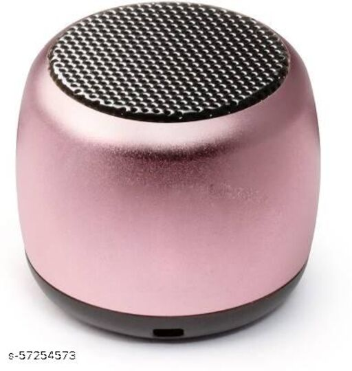 Mini Boost 2 Wireless Speakers, Portable Small Multimedia Speaker Built-in Mic and Low Harmonic Distortion for Phone Android Smartphone More 10 W Bluetooth PA Speaker  (Black, Stereo Channel)
