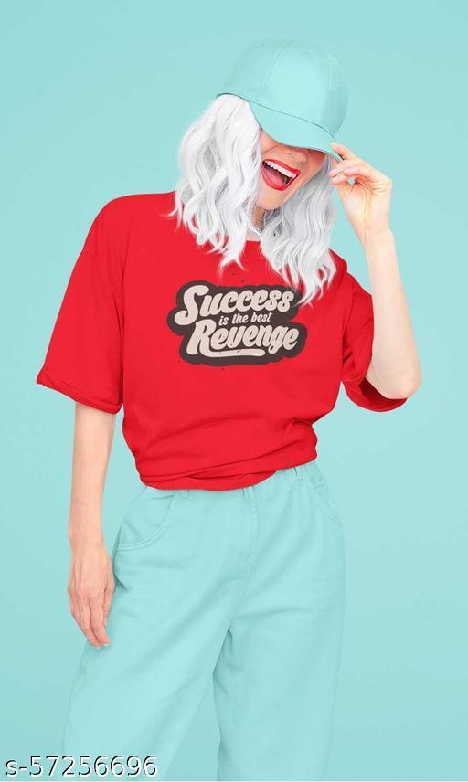 Success is the best revenge Women's Boy friend T-Shirt