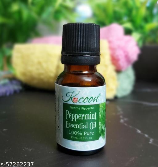 Kocoon® Peppermint Pure Essential Oil 15 ml