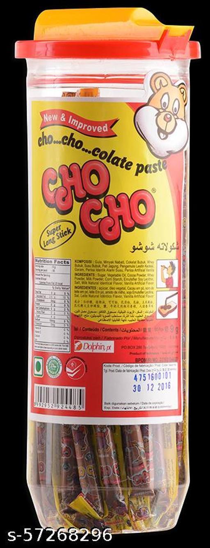 CHO CHO CHOCOLATE PASTE (50 STICKS)