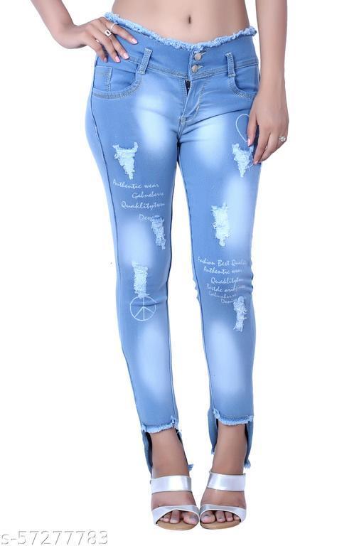 Trending Women Denim jeans