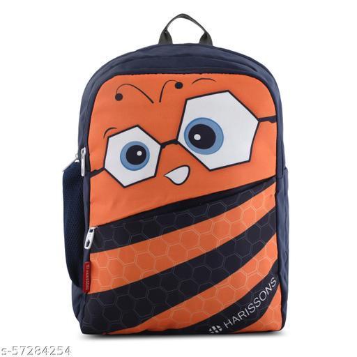 HONEY BEE (P) Navy Blue Orange