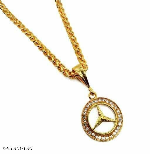 Mens Diwali Tredishional Golden Chain